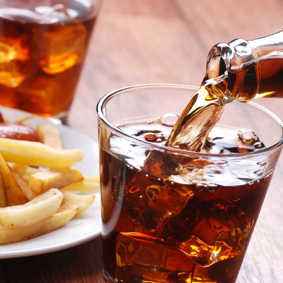 How Coca-Cola Improves Food in the Restaurant