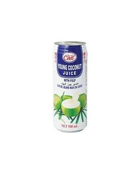 Ice Cool Coconut Water (24cans x 500ml)