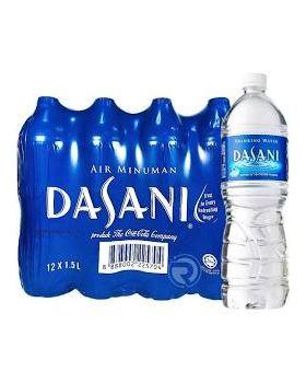 Dasani Drinking Water (12 bottles x 1.5L)