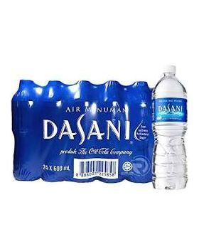 Dasani Drinking Water (24 bottles x 600ml)
