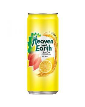 Heaven & Earth Lemon Tea (24cans x 300ml)