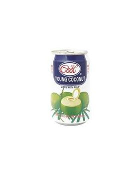 Ice Cool Coconut Water (24 cans x 310ml)