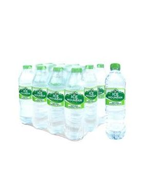 Ice Mountain Drinking Water (24 bottles x 600ml)