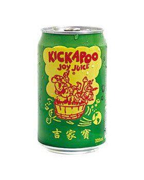 Kickapoo (24cans x 300ml)