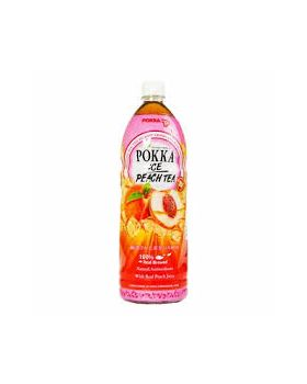 Pokka Peach Tea (1.5L x 12 bottles)