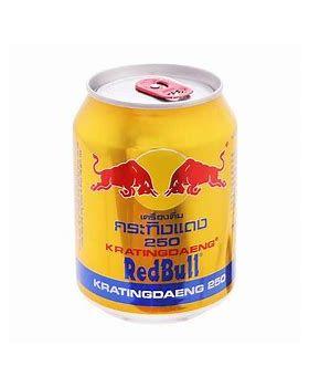 RedBull Energy Drink (24cans x 250ml)