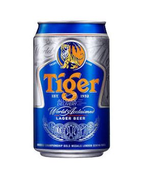 Tiger Beer (320ml x 24 can)