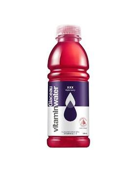 Glaceau Vitamin Water - Tiple X (12 bottles x 500ml)