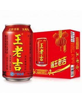 Wang Lao Ji Herbal Tea (24 cans x 310ml)
